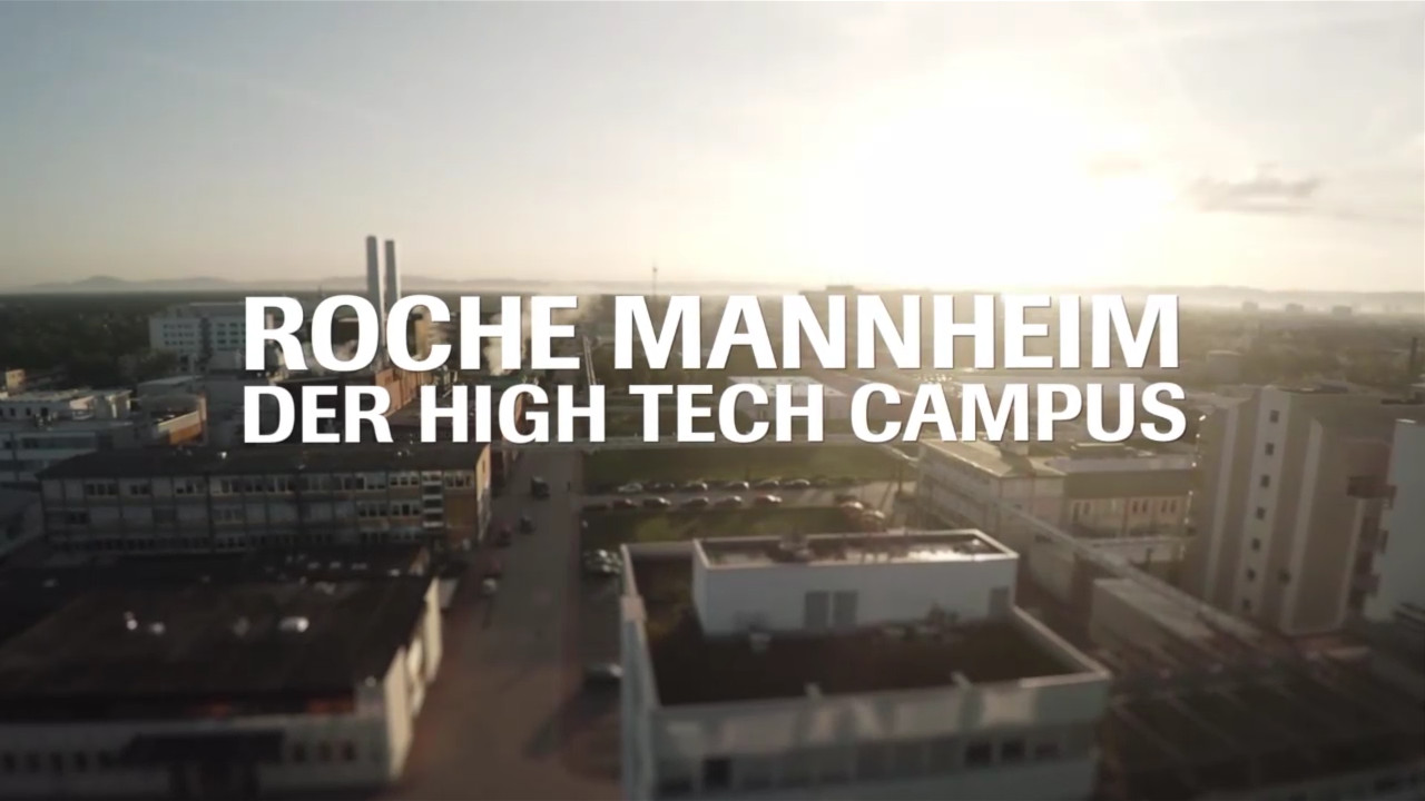 Roche Mannheim – Der High Tech Campus