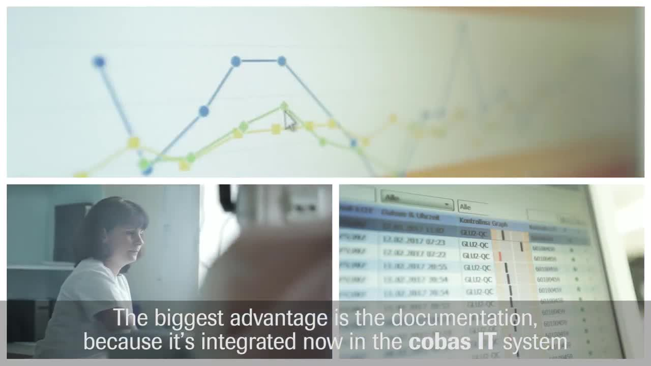 cobas® infinity POC IT solutions