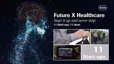 Film ab: Future X Healthcare 2017, Start it up and never stop: 11 Start-ups, 11 ideas