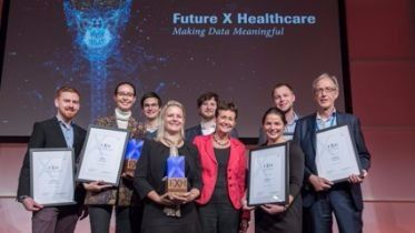 Film ab: Future X Healthcare 2017, And the FXH Award goes to ...