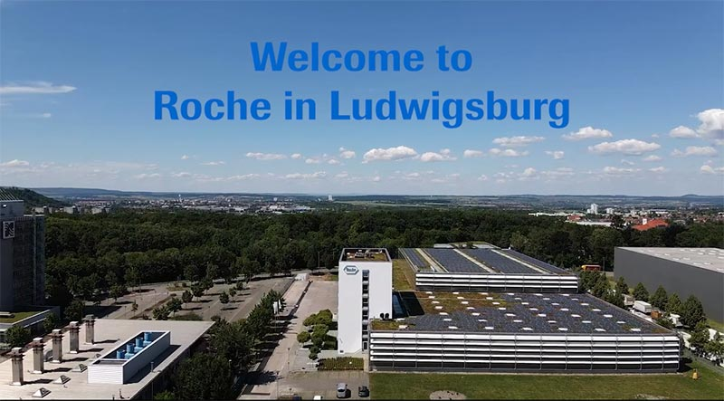 Welcome to Roche Ludwigsburg
